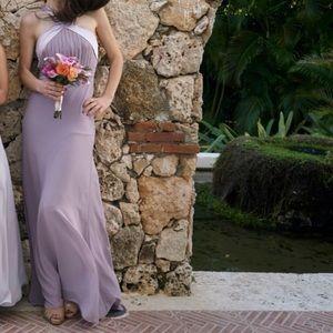Janah maxi bridesmaid dress - ASOS TFNC
